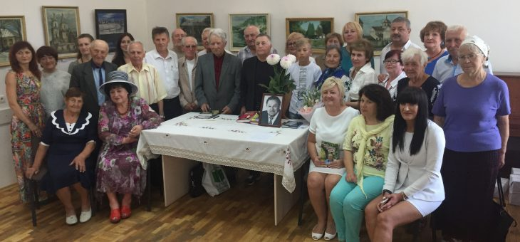 Вечір пам'яті письменника і журналіста Івана Волошенюка