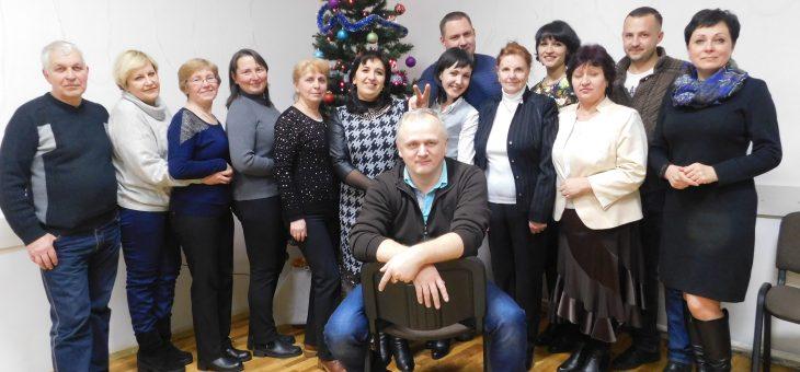 """Літературно-мистецький проект """"Різдво у колі друзів"""""""