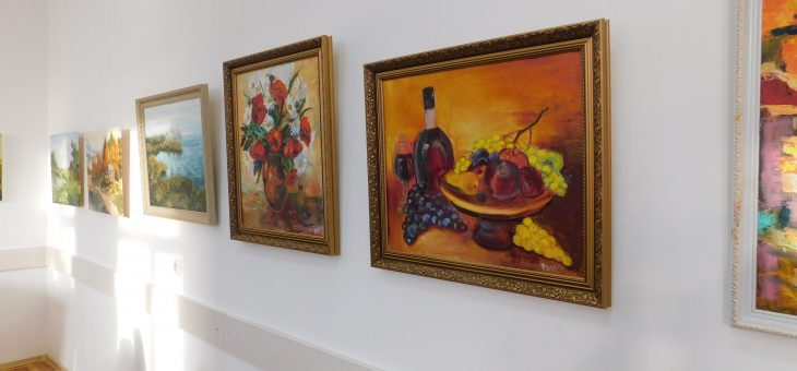 Відкриття виставки живопису «Мальовничий рідний край»